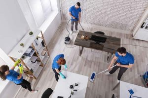 Residential Cleaning Crew